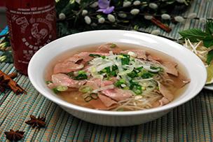 Pho Dui Bo Clear Soup