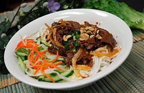 Pho Dui Bo Lemon Grass Beef